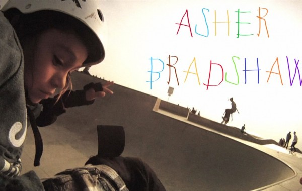 Asher Bradshaw 7 years old Pro Skater