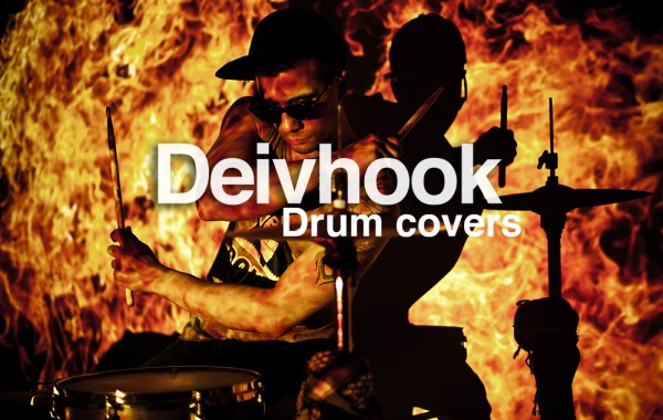 Deivhook´s  Drum Covers