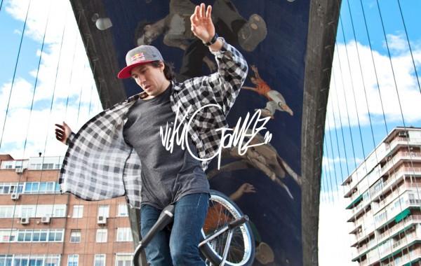 Believe-Viki Gomez-Red Bull BMX Flatland